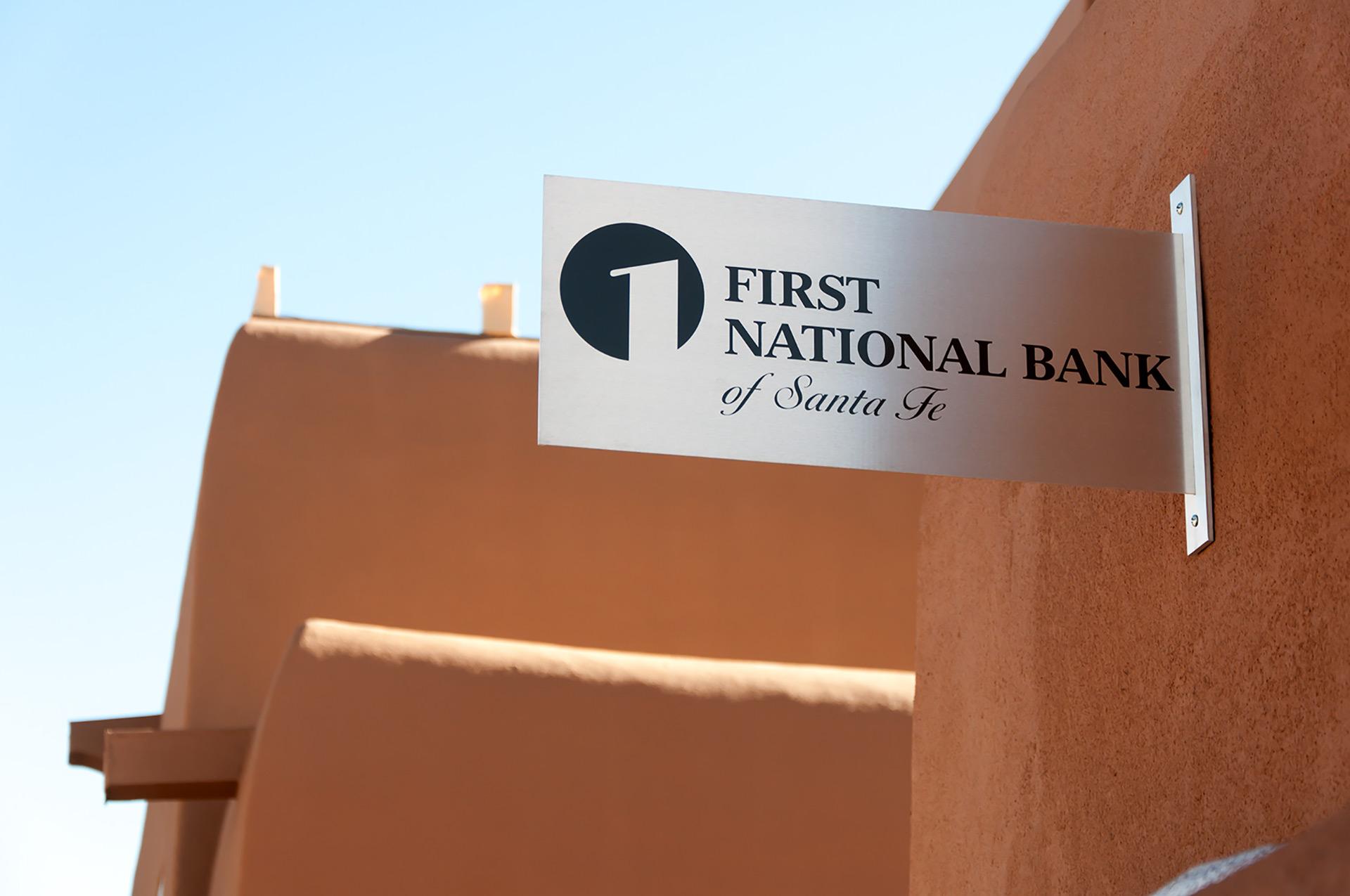 First National Bank Santa Fe