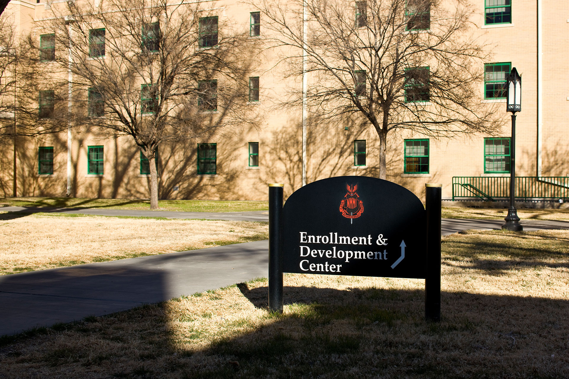 NM Military Institute Campus Wayfinding