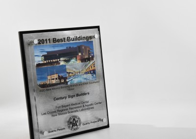 2011 Best Buildings