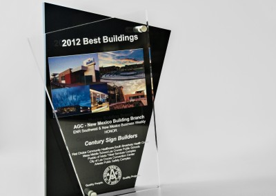2012 Best Buildings AGC