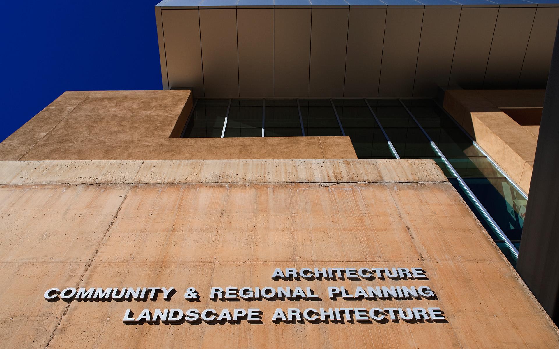 UNM School of Architecture