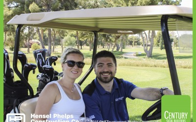 Hensel Phelps Construction 2015 Golf Tournament
