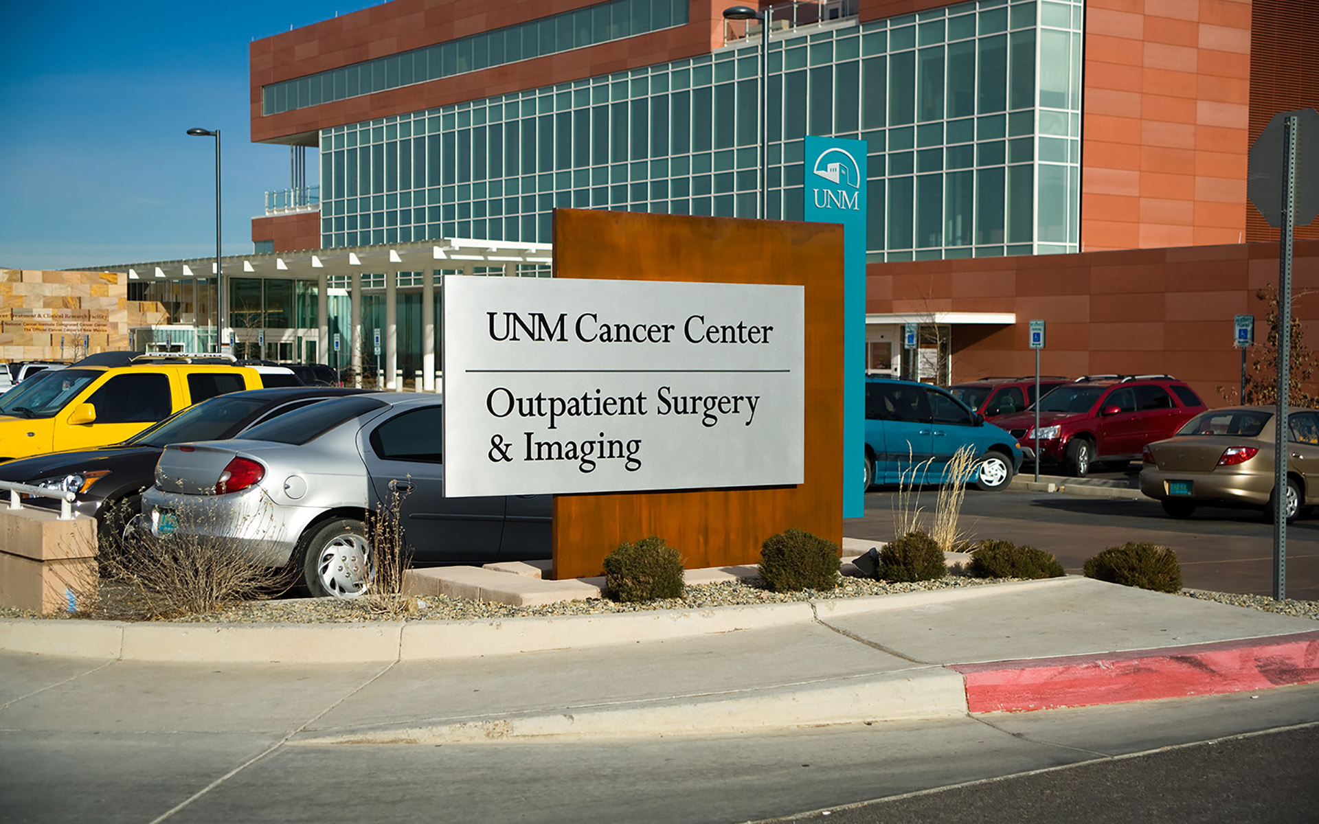 University of New Mexcio Cancer Center