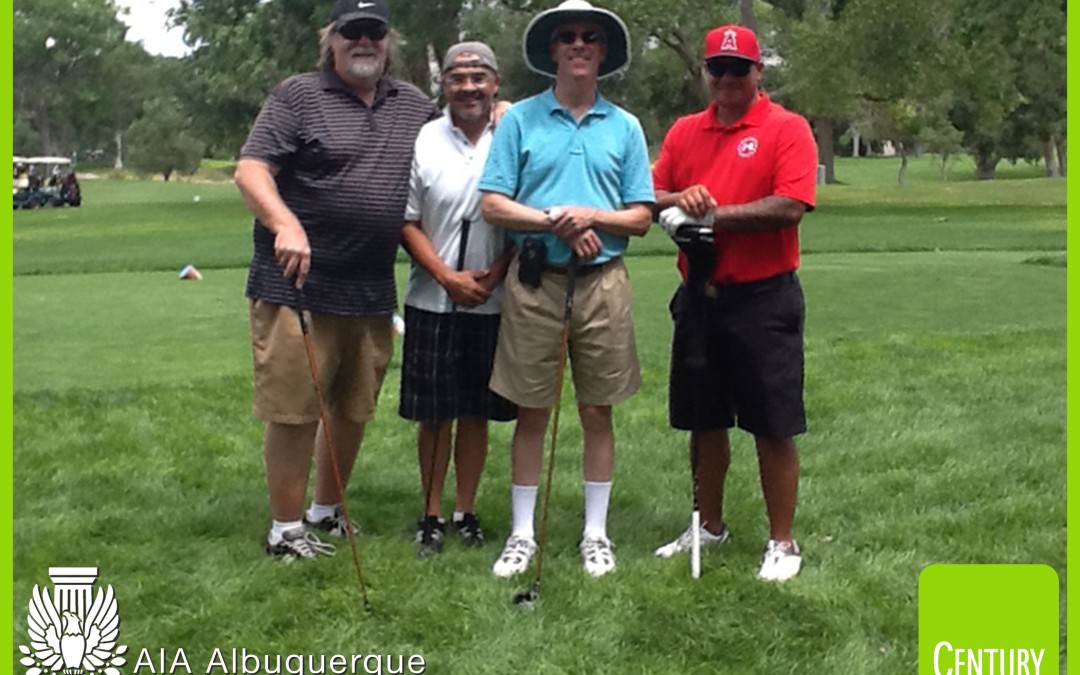 AIA New Mexico 2015 Golf Tournament
