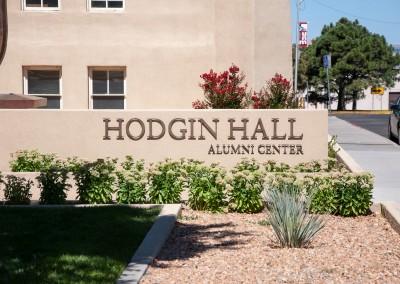 UNM Hodgin Hall