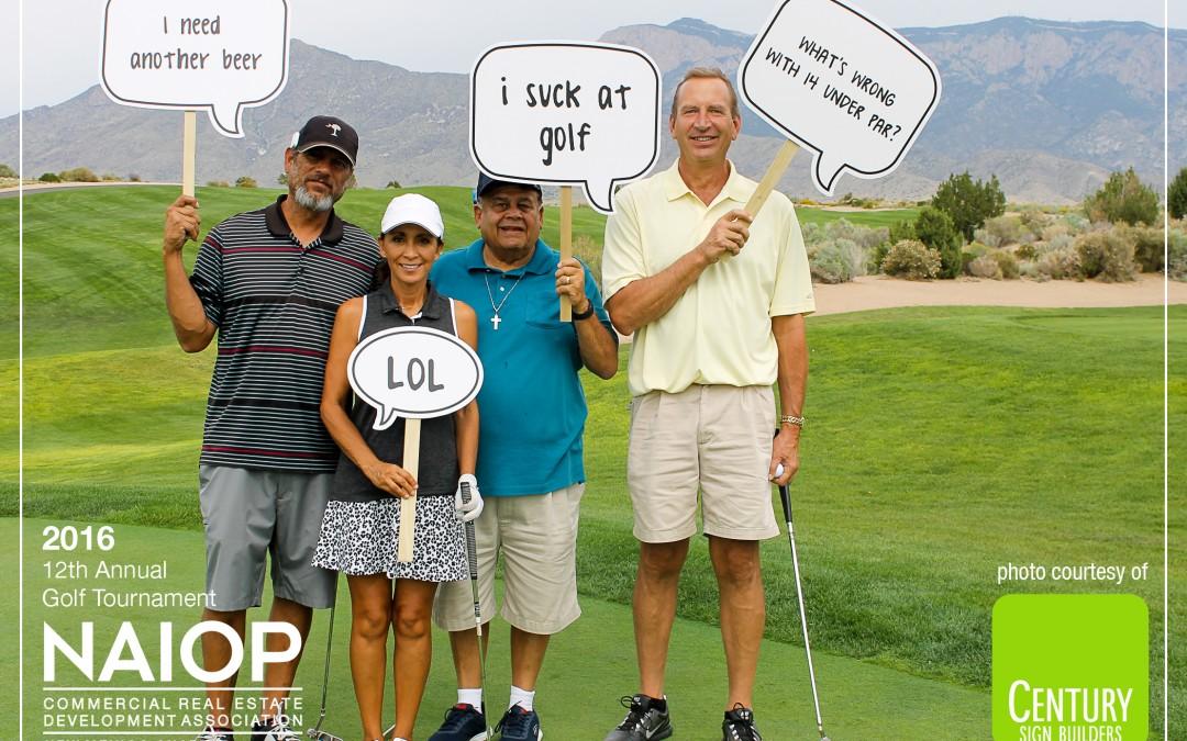 NAIOP 2016 Golf Tournament