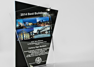 2014 Best Buildings AGC