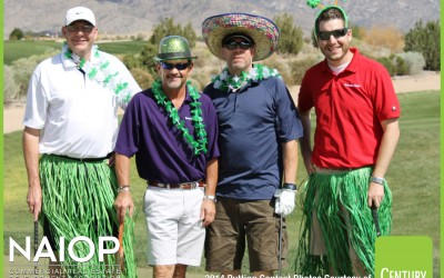 NAIOP 2014 Golf Tournament