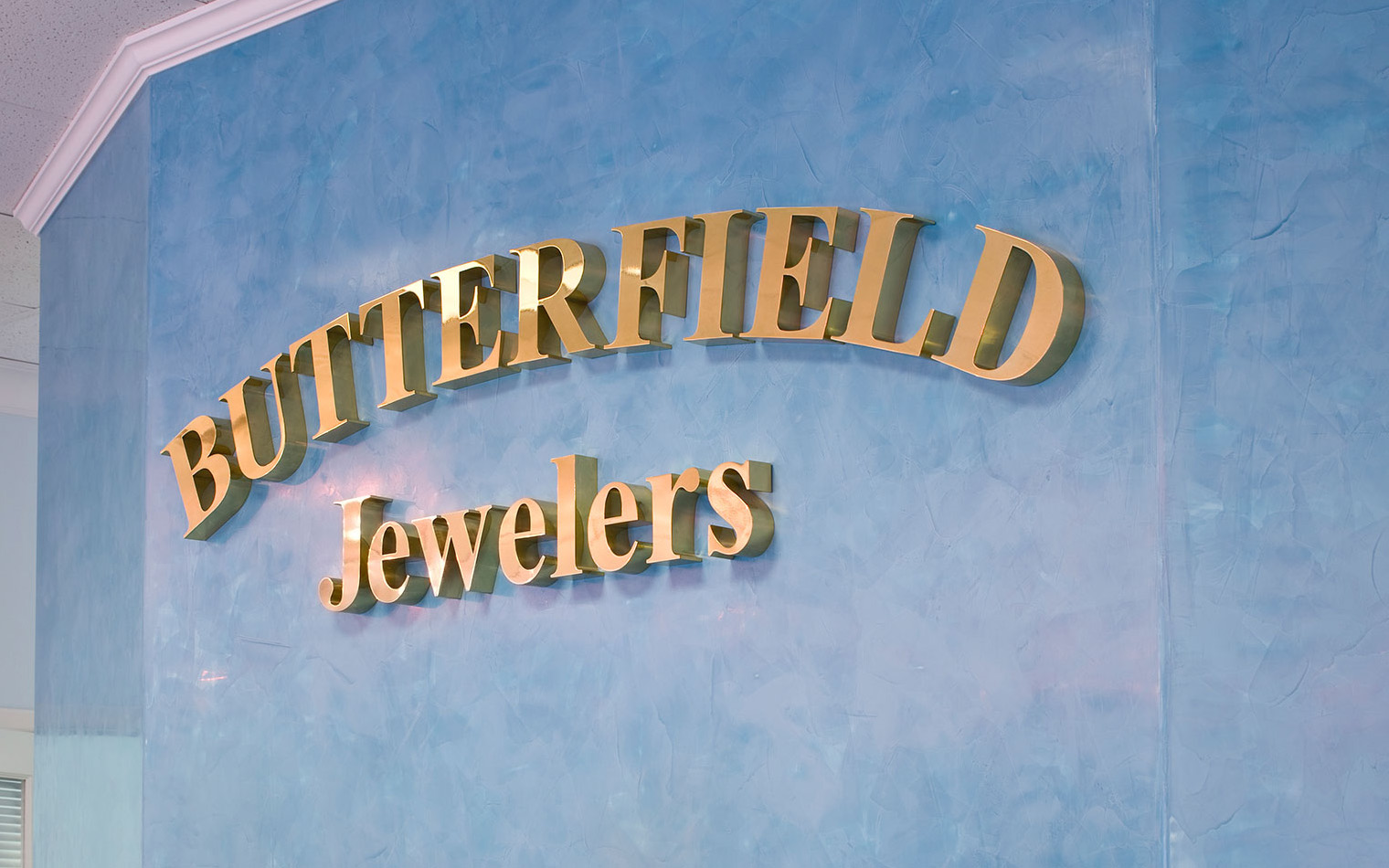 Butterfield Jewelers - Reverse Channel