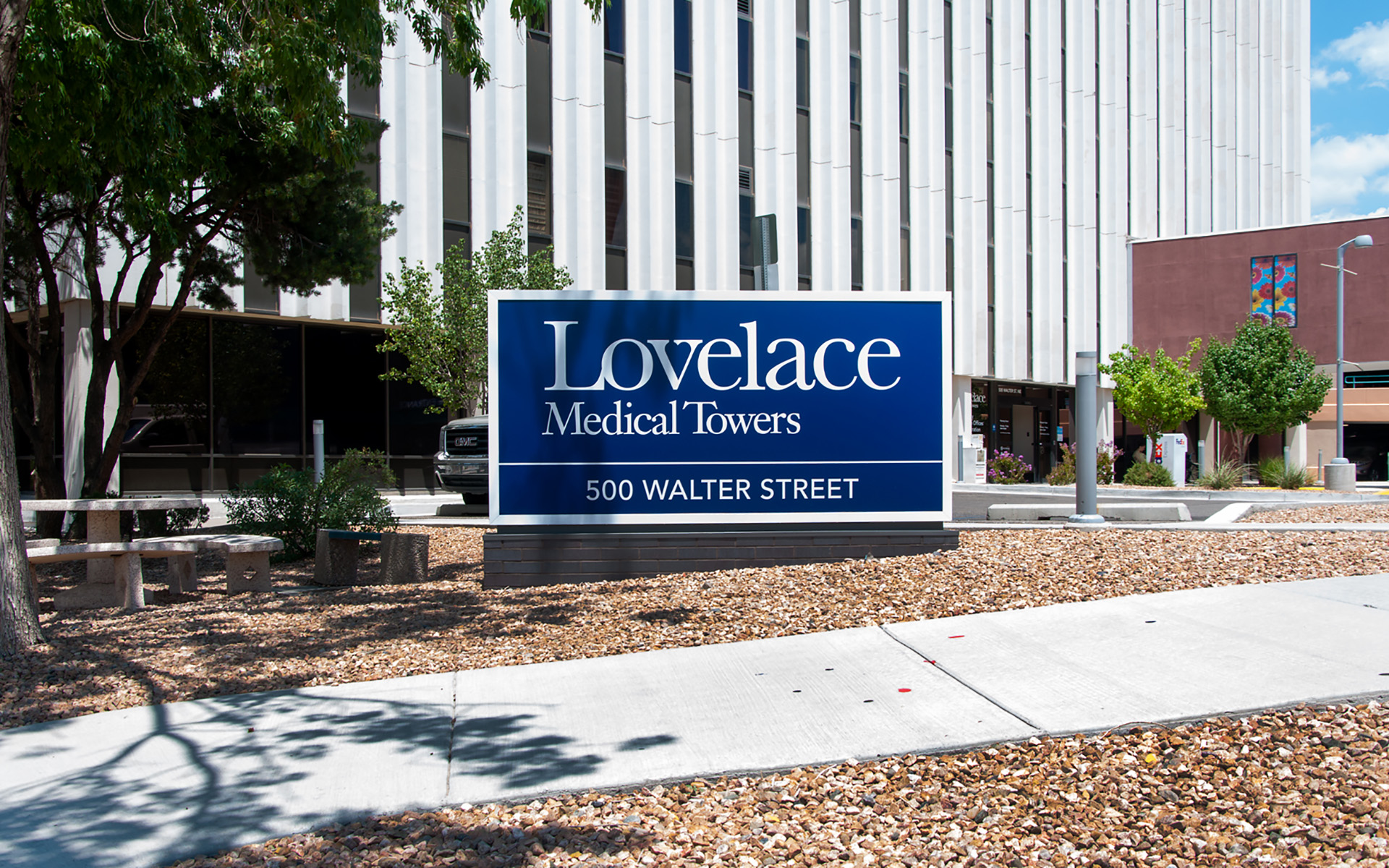 Lovelace Medical Towers