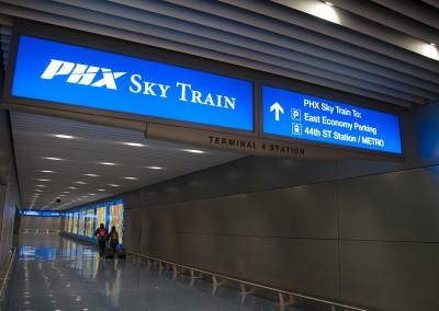PHX Sky Harbor Airport T4
