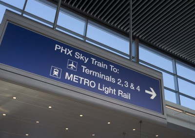 PHX Sky Train Stations