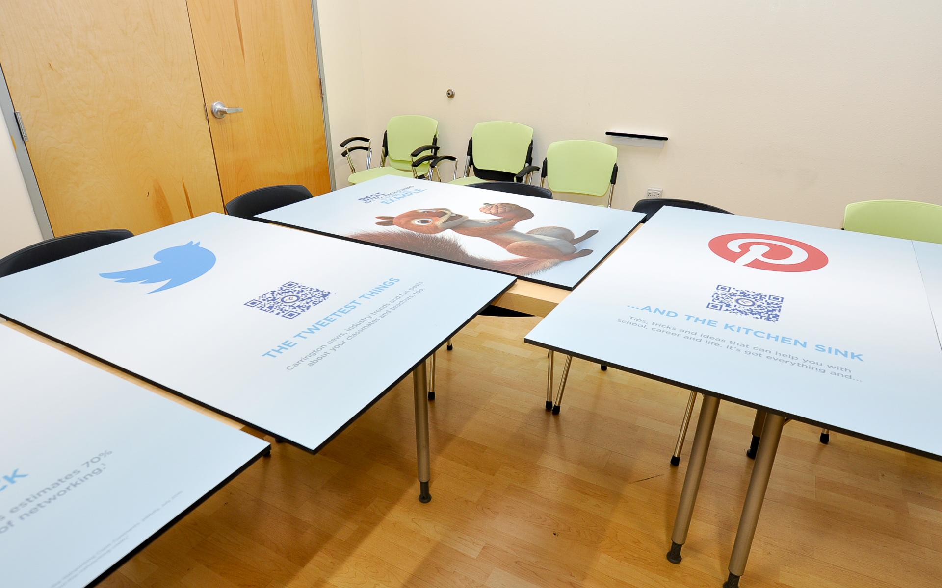 Carrington, San Jose, CA Branding Displays Direct Print