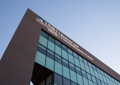 UNMH Business and Communications Center
