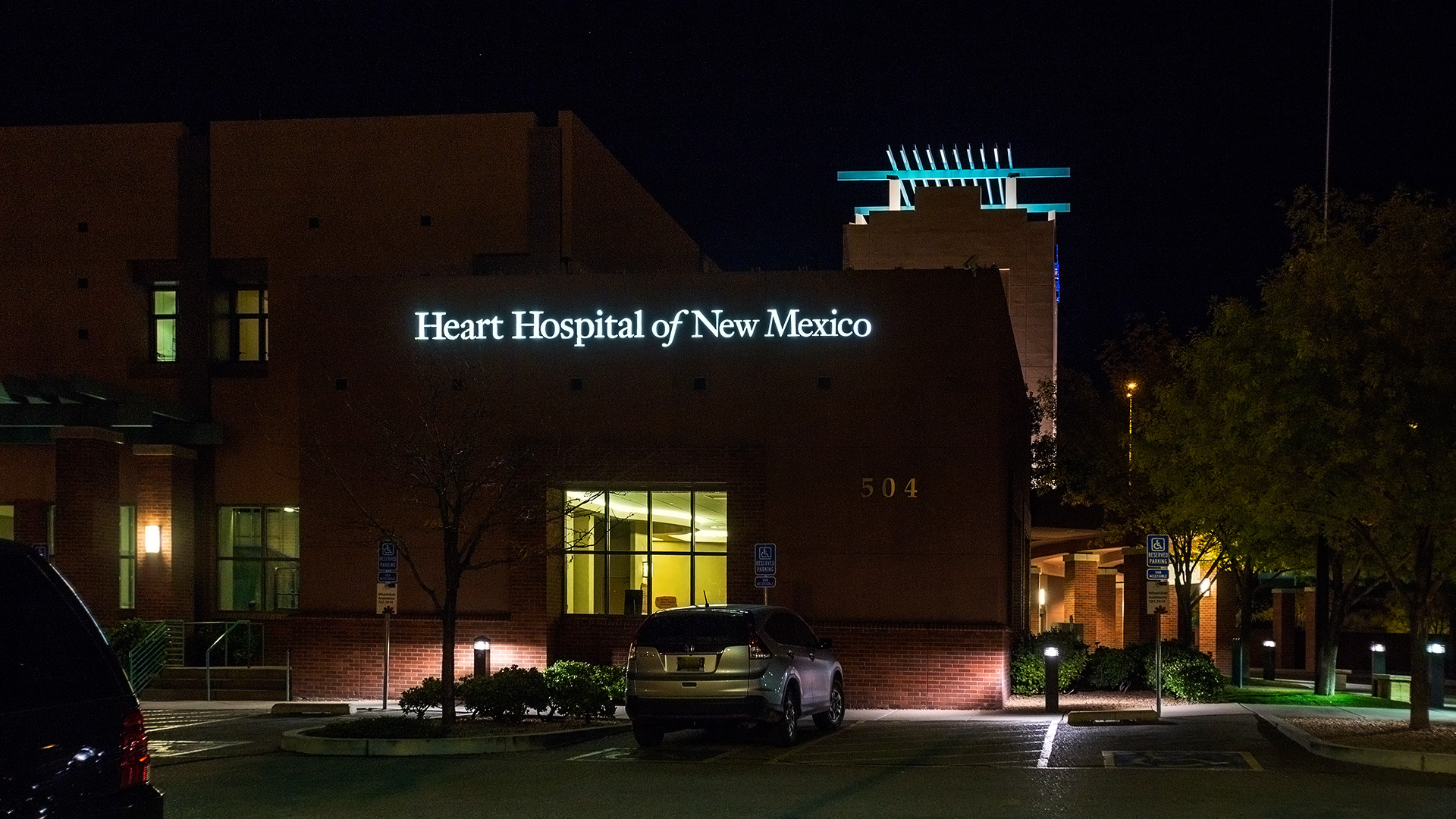 Lovelace Heart Hospital of New Mexico