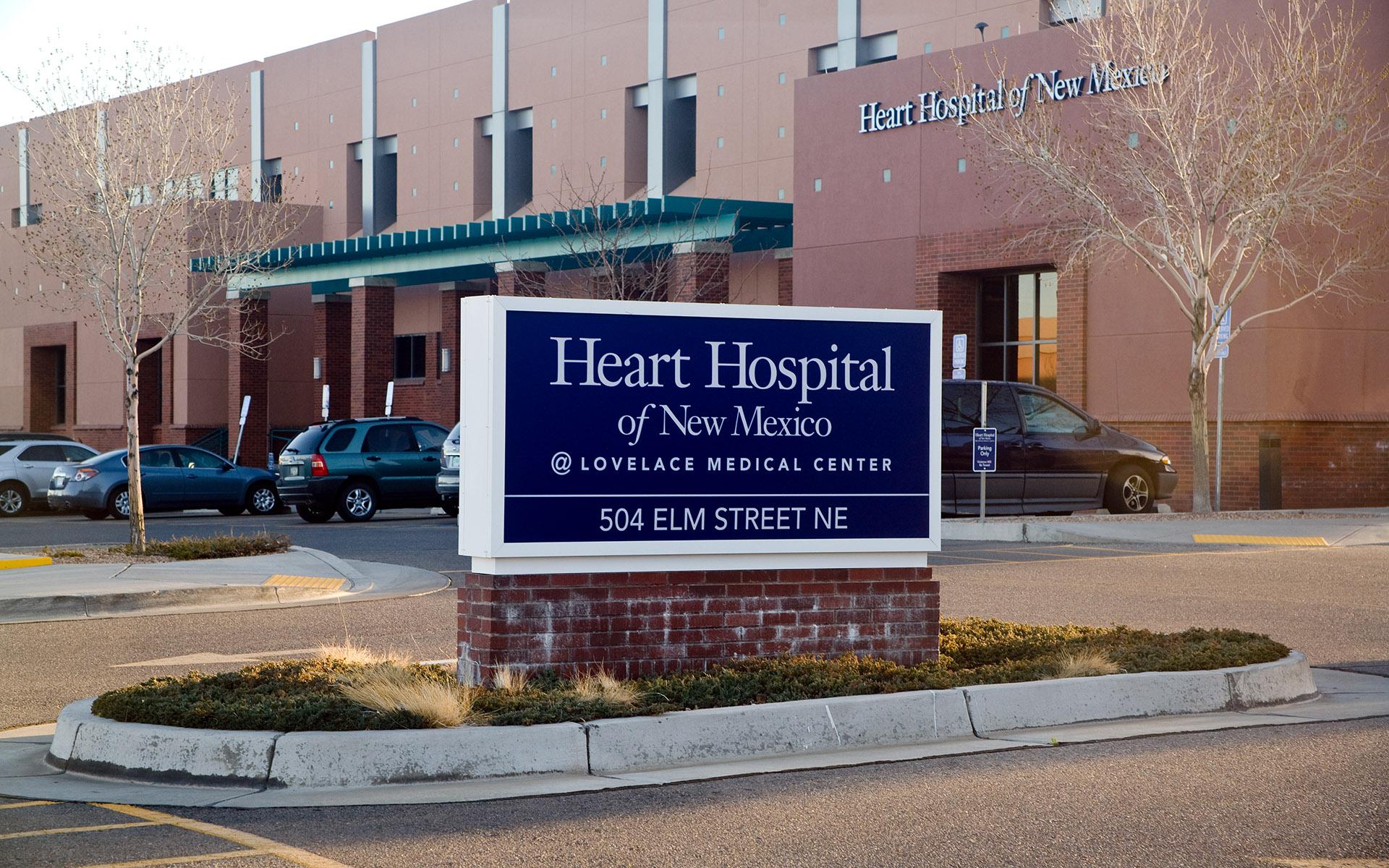 Lovelace Heart Hospital of New Mexico